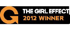 2012 Winner of Girl Effect